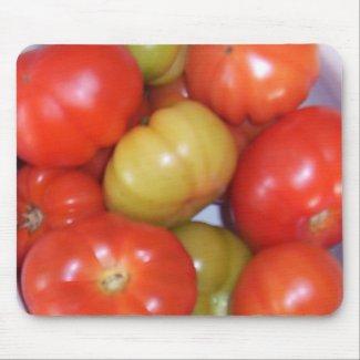 Ripening Tomatoes Mousepad mousepad
