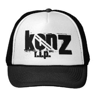 RIPKonzV Hats - KONZ R.I.P.