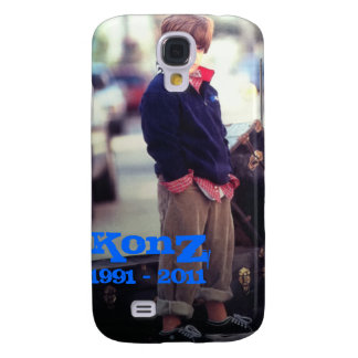RIPKonzV iPhone 3G Case - KONZ Nautica Samsung Galaxy S4 Covers