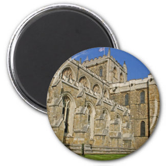 Ripon Cathedral, Yorkshire, England Stickers Refrigerator Magnet