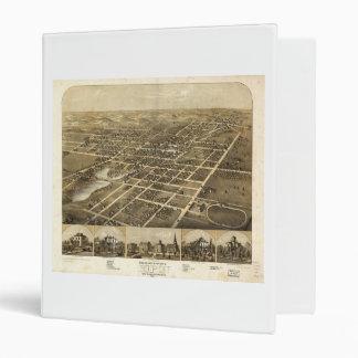 Ripon Fond du Lac County Wisconsin (1867) Binder