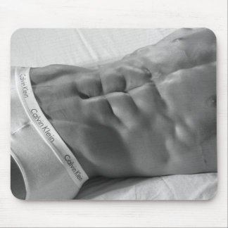 Ripped Abs Mousepad #600