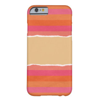 Ripped christmas wrapping paper iphone 6 case