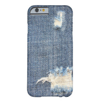 Ripped Jeans Look iPhone 6 Case