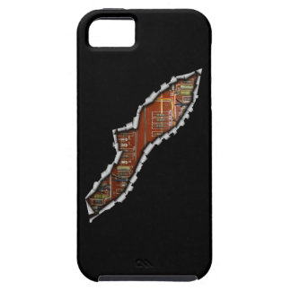 Ripped Open iPhone 5 Covers