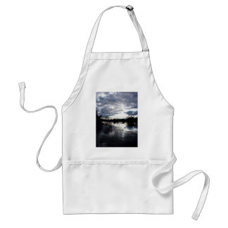 Ripped River Adult Apron