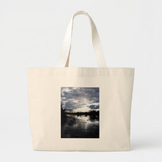 Ripped River Canvas Bag