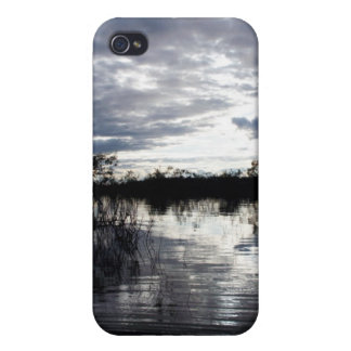 Ripped River Cover For iPhone 4