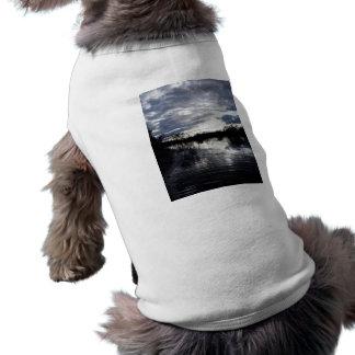Ripped River Dog T-shirt