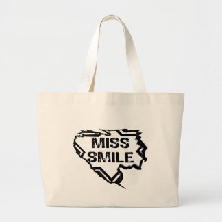Ripped Star -Miss Smile -Black Bags