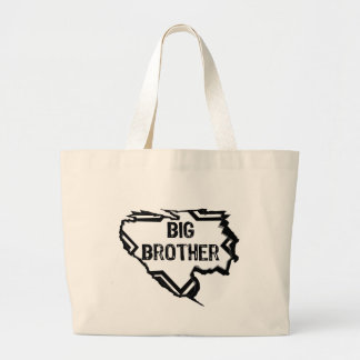 Ripped Star- Super Big Brother - Black Bag