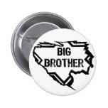 Ripped Star- Super Big Brother - Black Pin
