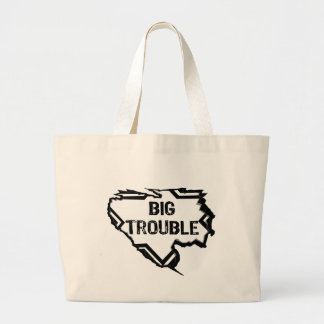 Ripped Star- Super Big Trouble- Black Bags
