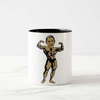 Ripped Two-Tone Coffee Mug