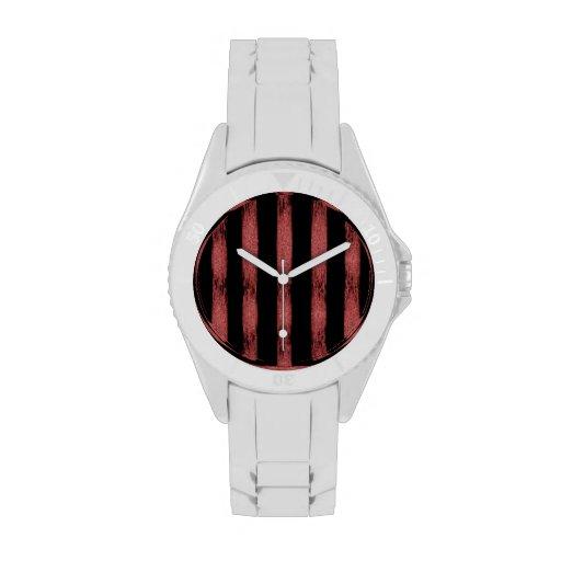 Ripped Wristwatch