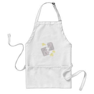 RippedMovieTicket_Base Adult Apron