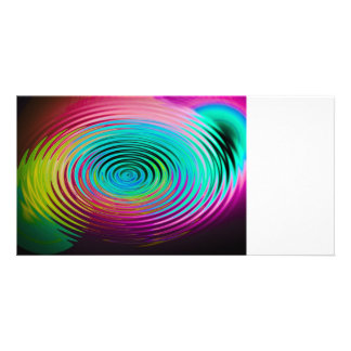 Ripple Art Picture Card