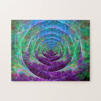 Ripple Effect Jigsaw Puzzle