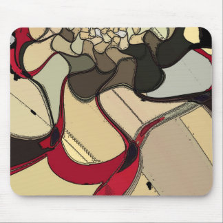 ripple effect mouse pad