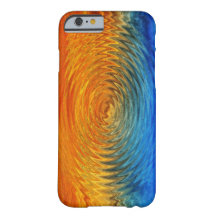 ripple in the sky barely there iPhone 6 case