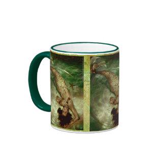 Ripple Magic Ringer Mug