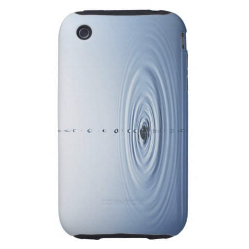 Ripple on Water Tough iPhone 3 Cases