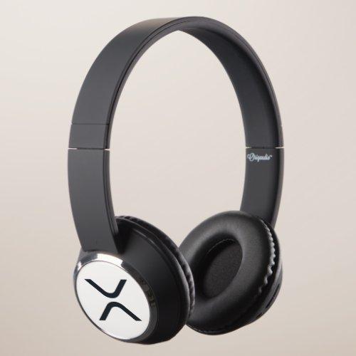 Ripple XRP Beebop Headphones