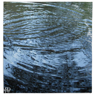 Rippled Reflection Cloth Napkin