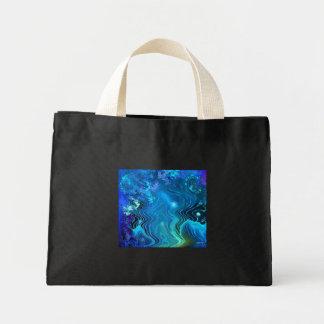 Ripples Mini Tote Bag