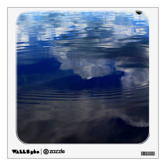 Ripples In Reflections Wall Decal