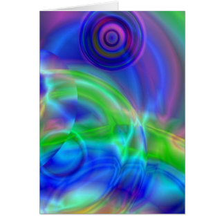 Ripples in the Chroma Card