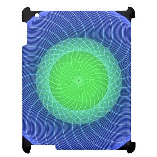 Ripples Mandala Cover For The iPad