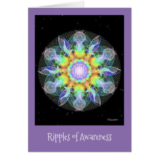 Ripples of Awareness Card