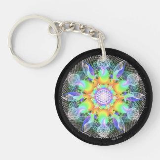 Ripples of Awareness/Tri-umphant Keychain