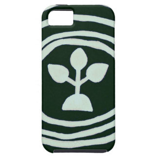 Ripples of life of buds iPhone SE/5/5s case