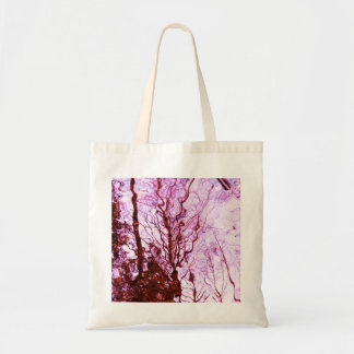 ripples on the water budget tote bag