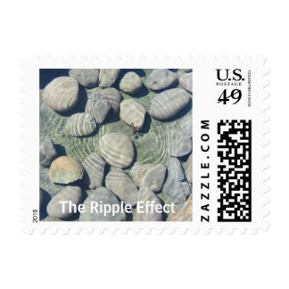 Ripples on the Water Postage