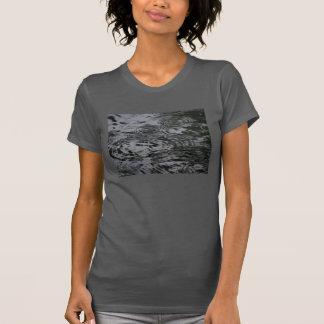 Ripples photo t-shirt