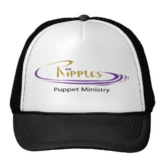 Ripples Puppet Ministry Hat