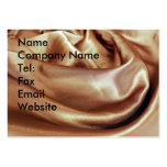 rippling chocolate material  ... business card template