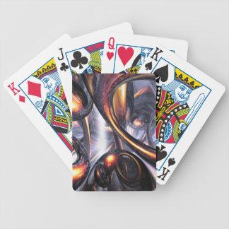 Rippling Fantasy Abstract Card Decks