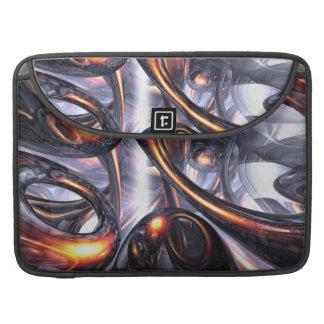 Rippling Fantasy Abstract MacBook Pro Sleeve