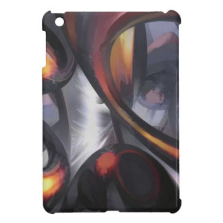 Rippling Fantasy Pastel Abstract Case For The iPad Mini