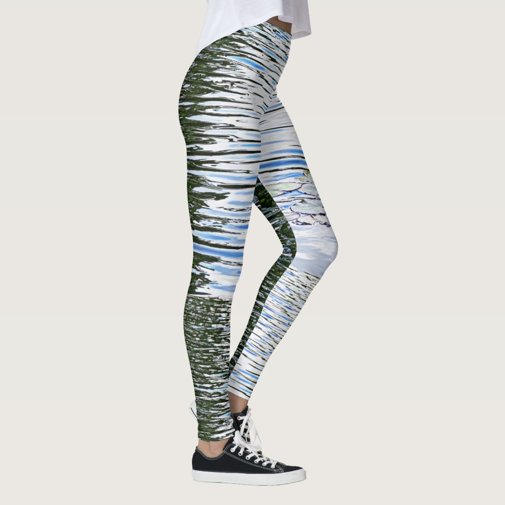 Rippling Water Leggings