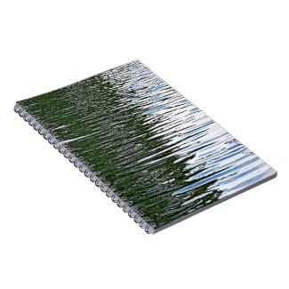 Rippling Water Notebook