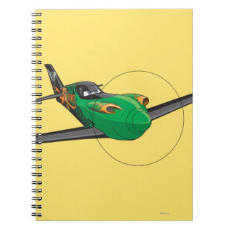 Ripslinger 2 spiral notebook
