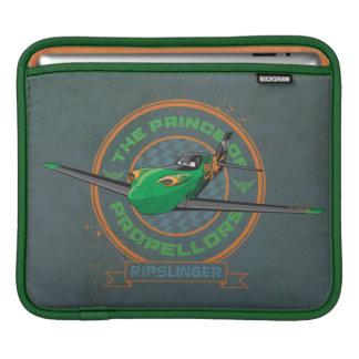 Ripslinger - el príncipe de propulsores funda para iPads