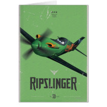 Ripslinger No. 13 Card