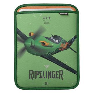 Ripslinger No. 13 iPad Sleeves