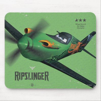 Ripslinger No. 13 Mouse Pad